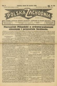 Polska Zachodnia, 1930, R. 5, nr 246