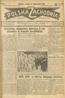 Polska Zachodnia, 1930, R. 5, nr 266