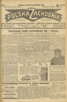 Polska Zachodnia, 1930, R. 5, nr 270