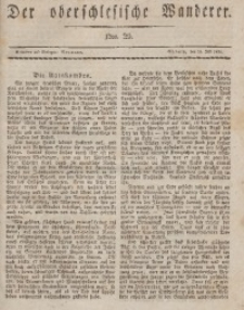 Der Oberschlesische Wanderer, 1834, Jg. 7, Nro. 29