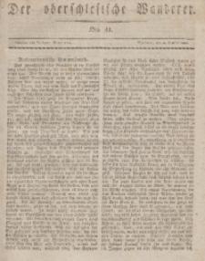 Der Oberschlesische Wanderer, 1834, Jg. 7, Nro. 41