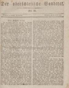 Der Oberschlesische Wanderer, 1834, Jg. 7, Nro. 43