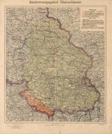 Abstimmungsgebiet Oberschlesien