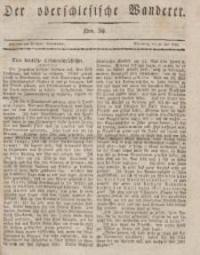Der Oberschlesische Wanderer, 1836, Jg. 9, Nro. 30