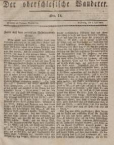 Der Oberschlesische Wanderer, 1837, Jg. 10, Nro. 14
