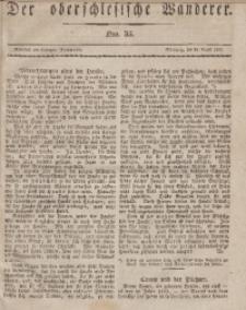Der Oberschlesische Wanderer, 1837, Jg. 10, Nro. 35