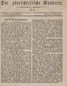 Der Oberschlesische Wanderer, 1838, Jg. 11, No. 6