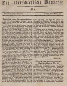 Der Oberschlesische Wanderer, 1838, Jg. 11, No. 8
