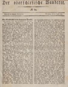 Der Oberschlesische Wanderer, 1838, Jg. 11, No. 34