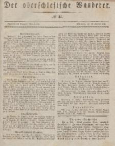 Der Oberschlesische Wanderer, 1839, Jg. 12, No. 41
