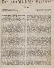 Der Oberschlesische Wanderer, 1840, Jg. 13, No. 10
