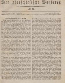 Der Oberschlesische Wanderer, 1840, Jg. 13, No. 34