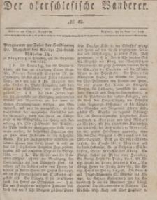 Der Oberschlesische Wanderer, 1840, Jg. 13, No. 42