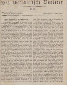 Der Oberschlesische Wanderer, 1840, Jg. 13, No. 62