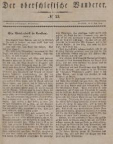 Der Oberschlesische Wanderer, 1841, Jg. 14, No. 23