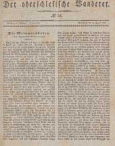 Der Oberschlesische Wanderer, 1841, Jg. 14, No. 34