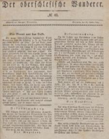 Der Oberschlesische Wanderer, 1841, Jg. 14, No. 45