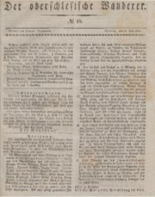 Der Oberschlesische Wanderer, 1842, Jg. 15, No. 18