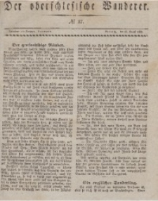 Der Oberschlesische Wanderer, 1842, Jg. 15, No. 37
