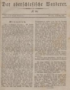 Der Oberschlesische Wanderer, 1843, Jg. 16, No. 24