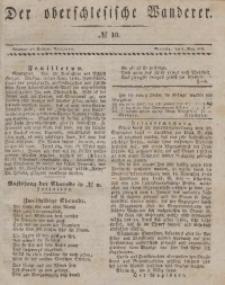 Der Oberschlesische Wanderer, 1844, Jg. 17, No. 10