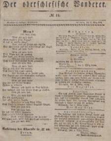Der Oberschlesische Wanderer, 1844, Jg. 17, No. 11