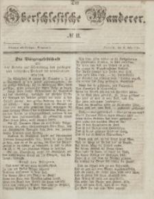 Der Oberschlesische Wanderer, 1845, Jg. 18, No. 11