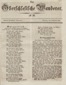 Der Oberschlesische Wanderer, 1845, Jg. 18, No. 36