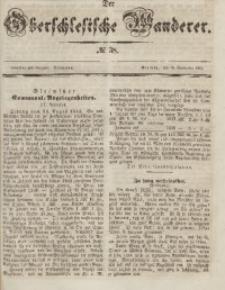 Der Oberschlesische Wanderer, 1845, Jg. 18, No. 38