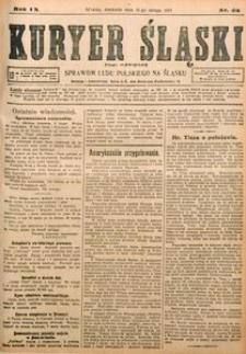 Kuryer Śląski, 1917, R. 9 [właśc. 11], nr 33