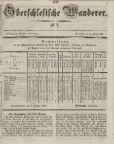 Der Oberschlesische Wanderer, 1846, Jg. 19, No. 2