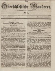 Der Oberschlesische Wanderer, 1846, Jg. 19, No. 14