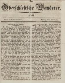 Der Oberschlesische Wanderer, 1846, Jg. 19, No. 48