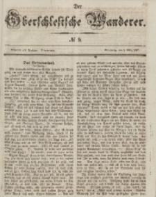 Der Oberschlesische Wanderer, 1847, Jg. 20, No. 9