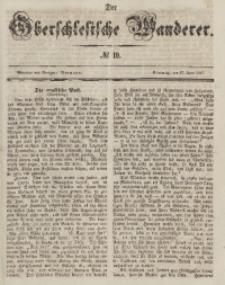 Der Oberschlesische Wanderer, 1847, Jg. 20, No. 19