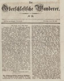 Der Oberschlesische Wanderer, 1847, Jg. 20, No. 20