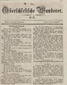 Der Oberschlesische Wanderer, 1847, Jg. 20, No. 35