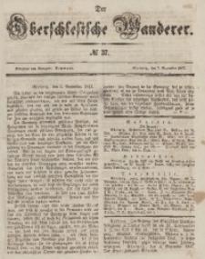 Der Oberschlesische Wanderer, 1847, Jg. 20, No. 37