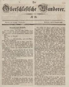 Der Oberschlesische Wanderer, 1847, Jg. 20, No. 38