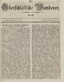 Der Oberschlesische Wanderer, 1847, Jg. 20, No. 44