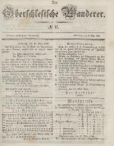 Der Oberschlesische Wanderer, 1850, Jg. 23, No. 12