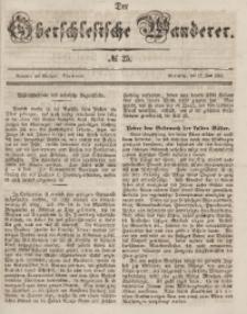 Der Oberschlesische Wanderer, 1851, Jg. 24, No. 25