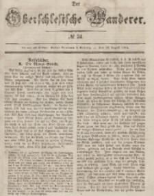 Der Oberschlesische Wanderer, 1851, Jg. 24, No. 34