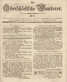 Der Oberschlesische Wanderer, 1852, Jg. 25, No. 8