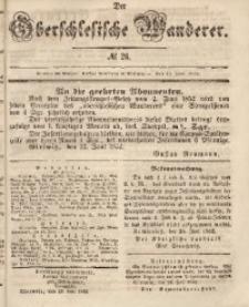 Der Oberschlesische Wanderer, 1852, Jg. 25, No. 26