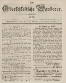 Der Oberschlesische Wanderer, 1853, Jg. 26, No. 36