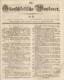 Der Oberschlesische Wanderer, 1854, Jg. 27, No. 13