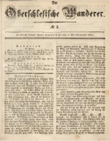 Der Oberschlesische Wanderer, 1855, Jg. 28, No. 3