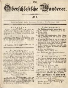 Der Oberschlesische Wanderer, 1855, Jg. 28, No. 5