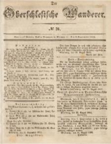 Der Oberschlesische Wanderer, 1855, Jg. 28, No. 36